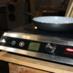 Rapide Cuisine countertop induction range