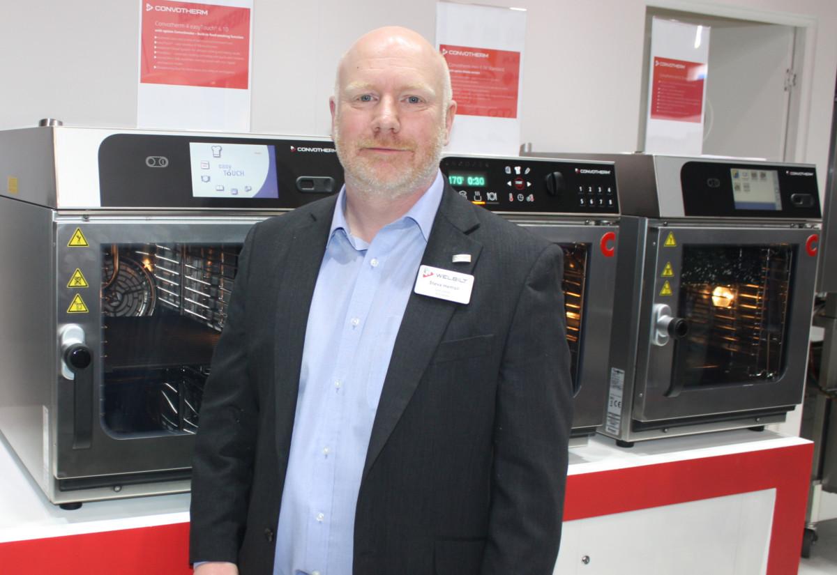 Steve Hemsil, sales director