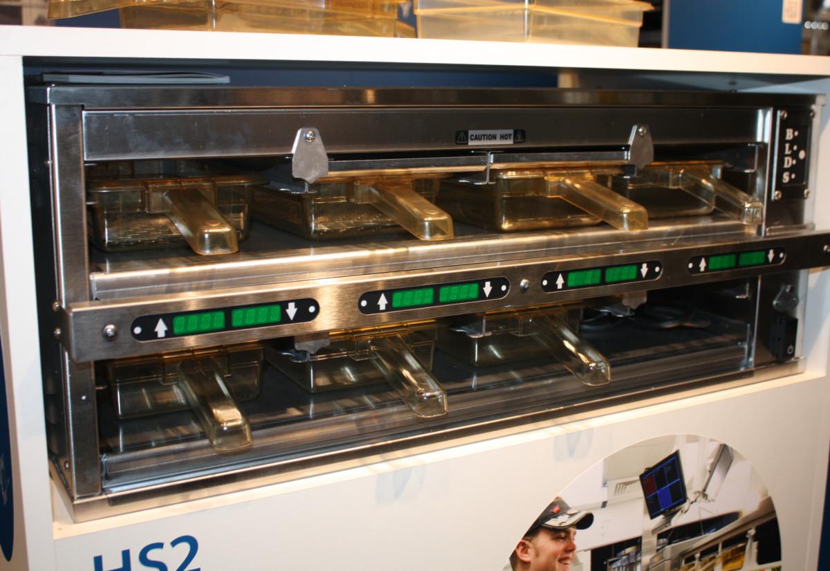 Duke Manufacturing holding unit 1