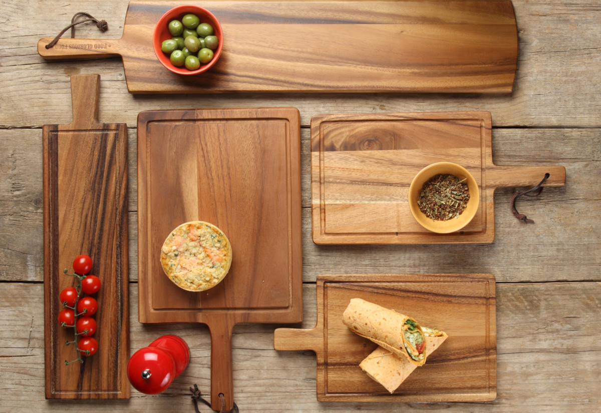T&G Woodware serving boards 1
