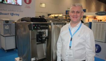 Scott Duncan, sales director