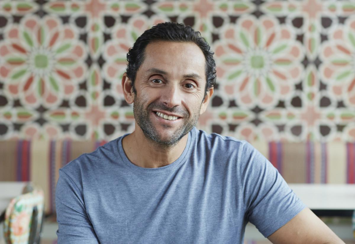 Tony Kitous, founder 1