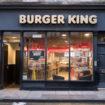 Burger King Bath