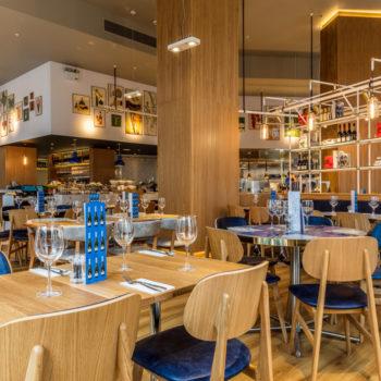 Carluccio's Marriott Maida Vale 1