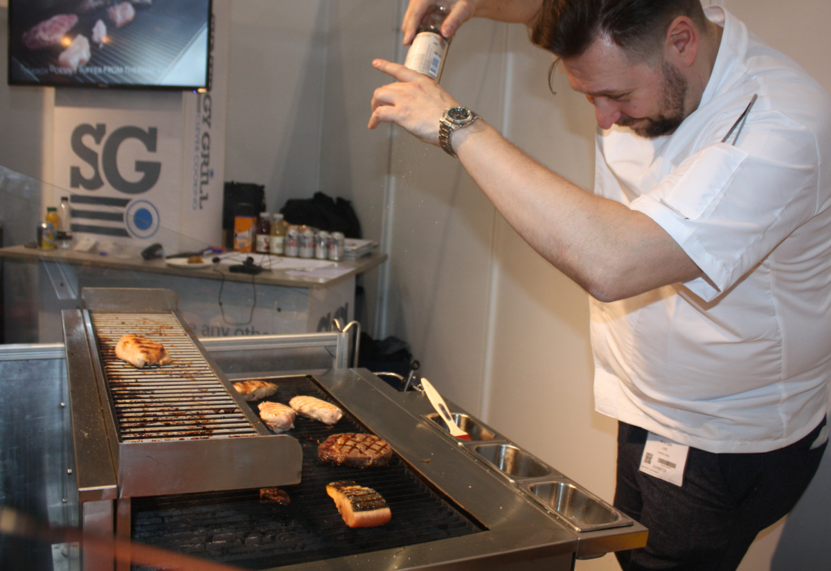 Synergy Grill at Hotelympia