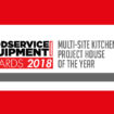 Multi-Site Kitchen Project House of the Year