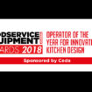 Operator of the Year for Innovative Kitchen Design 2018