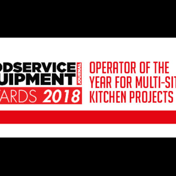 Operator of the Year for Multi-Site Kitchen Projects