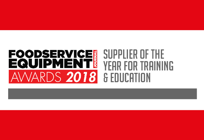 Supplier of the Year for Training & Education