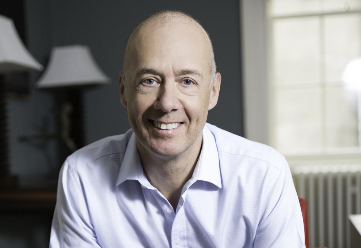 Andrew Nisbet, chairman 3