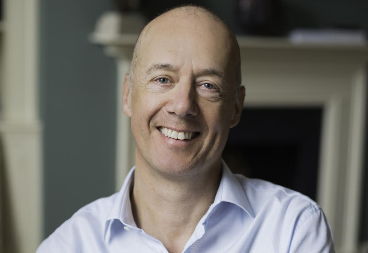 Andrew Nisbet, chairman 4