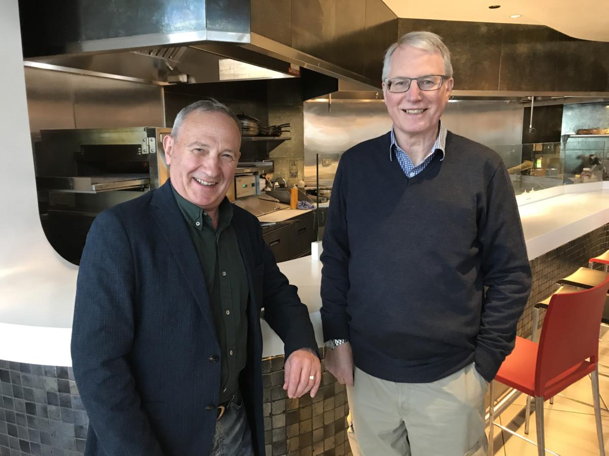 FEM directors Jim Doherty and Harry Hogan