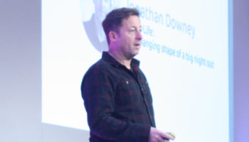 Jonathan Downey, founder