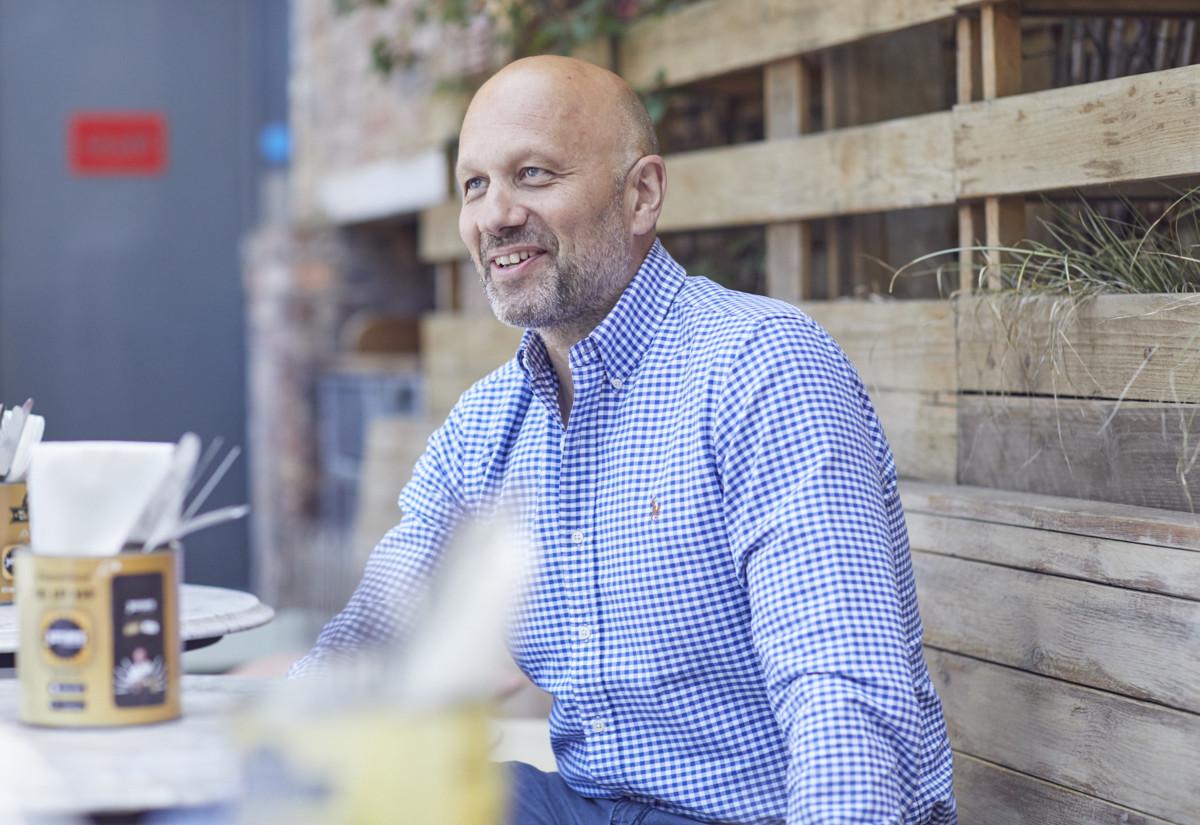 Jon Knight, CEO, Jamie Oliver Restaurant Group