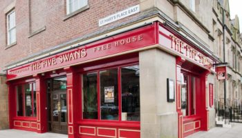 The Five Swans, Newcastle