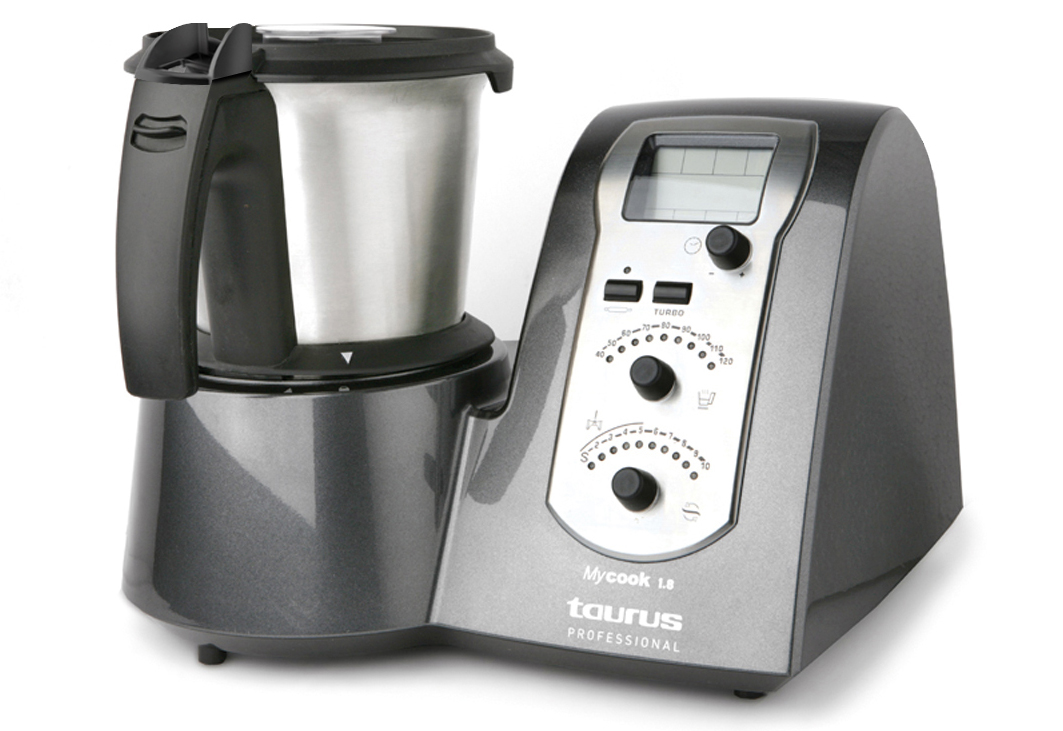 Mycook food and Rowzer food preparation systems