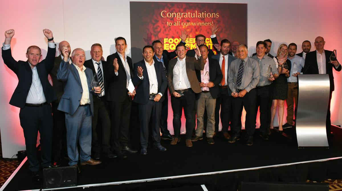 FEJ Awards 2018 winners group photo