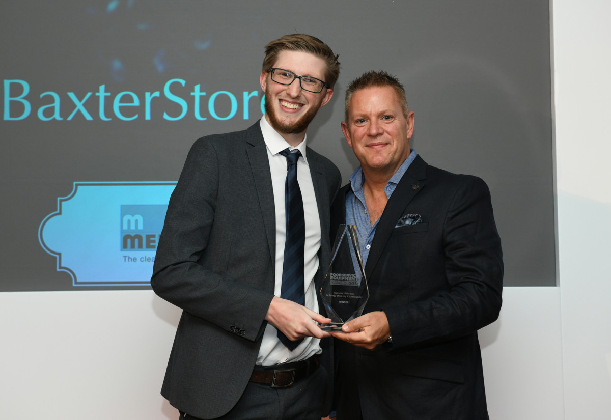 Henry Cawson, BaxterStorey and Paul Anderson, Meiko