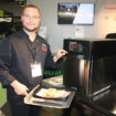Menumaster stand at Commercial Kitchen 2018
