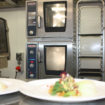 Rational compact combi ovens