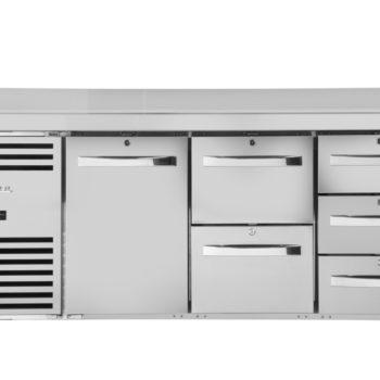 True Refrigeration GN-compatible undercounter refrigeration