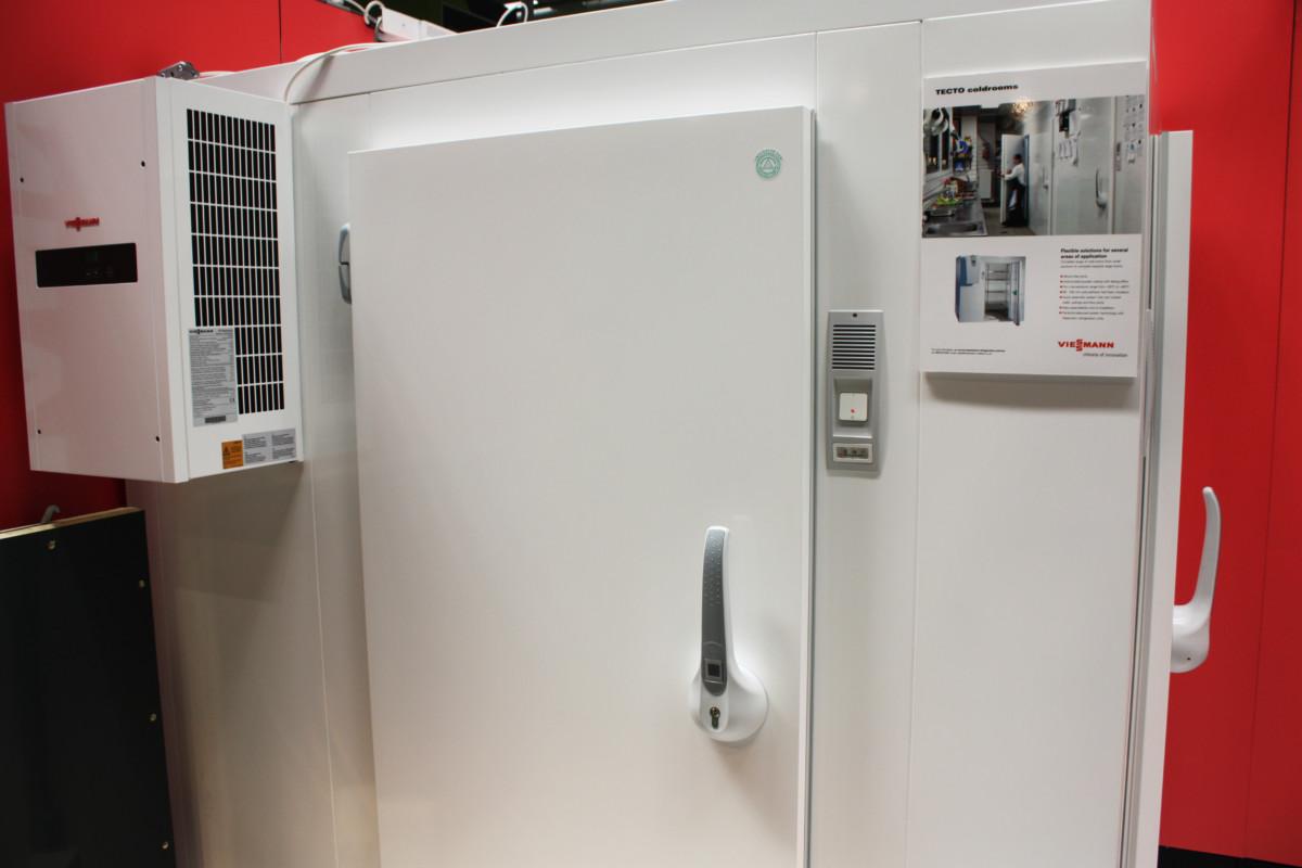 Viessmann Refrigeration coldroom