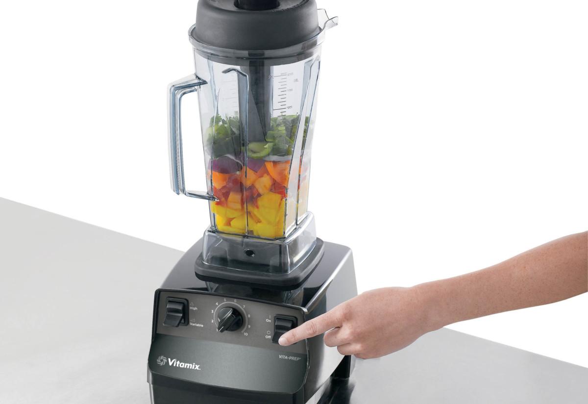 Vitamix Food Processor: