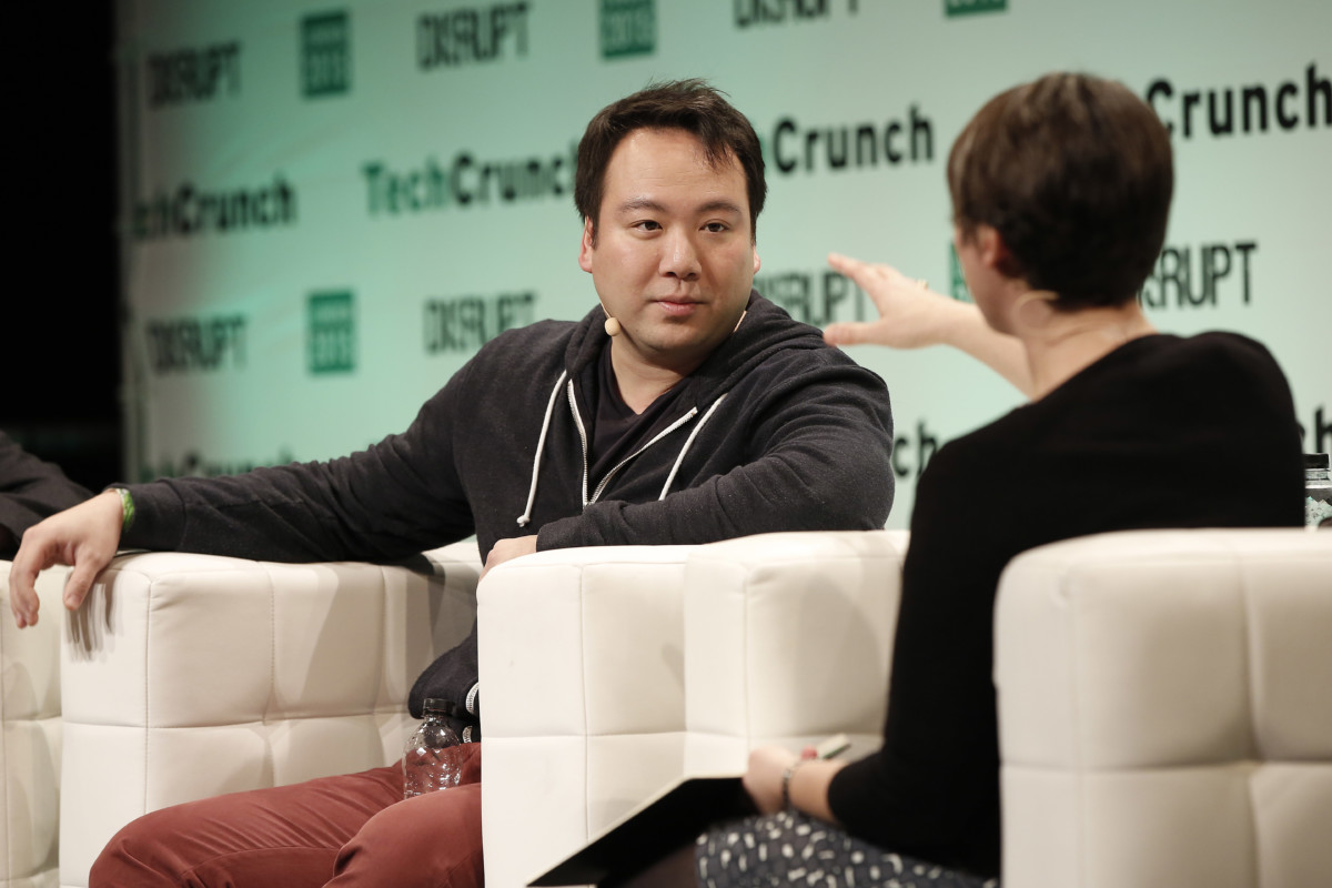 Will Shu, CEO and co-founder