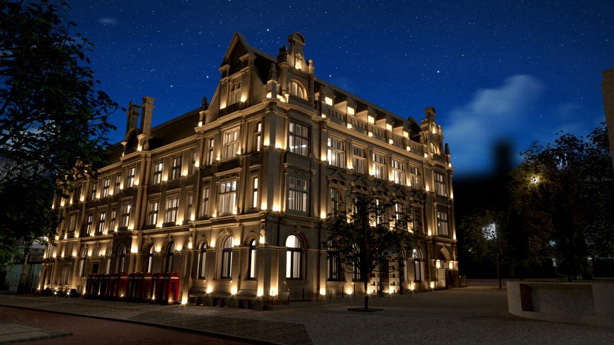 Shankly Hotel, Preston