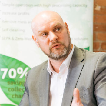 Steve Witt, managing director