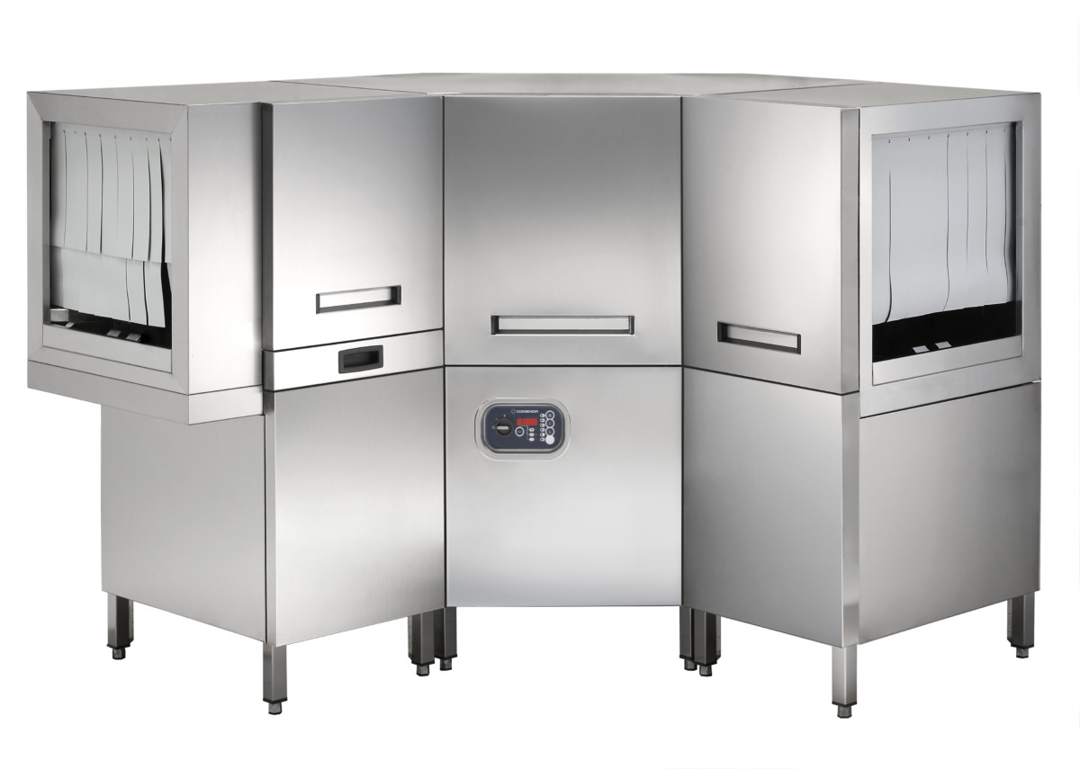 Comenda AC2E rack conveyor dishwasher