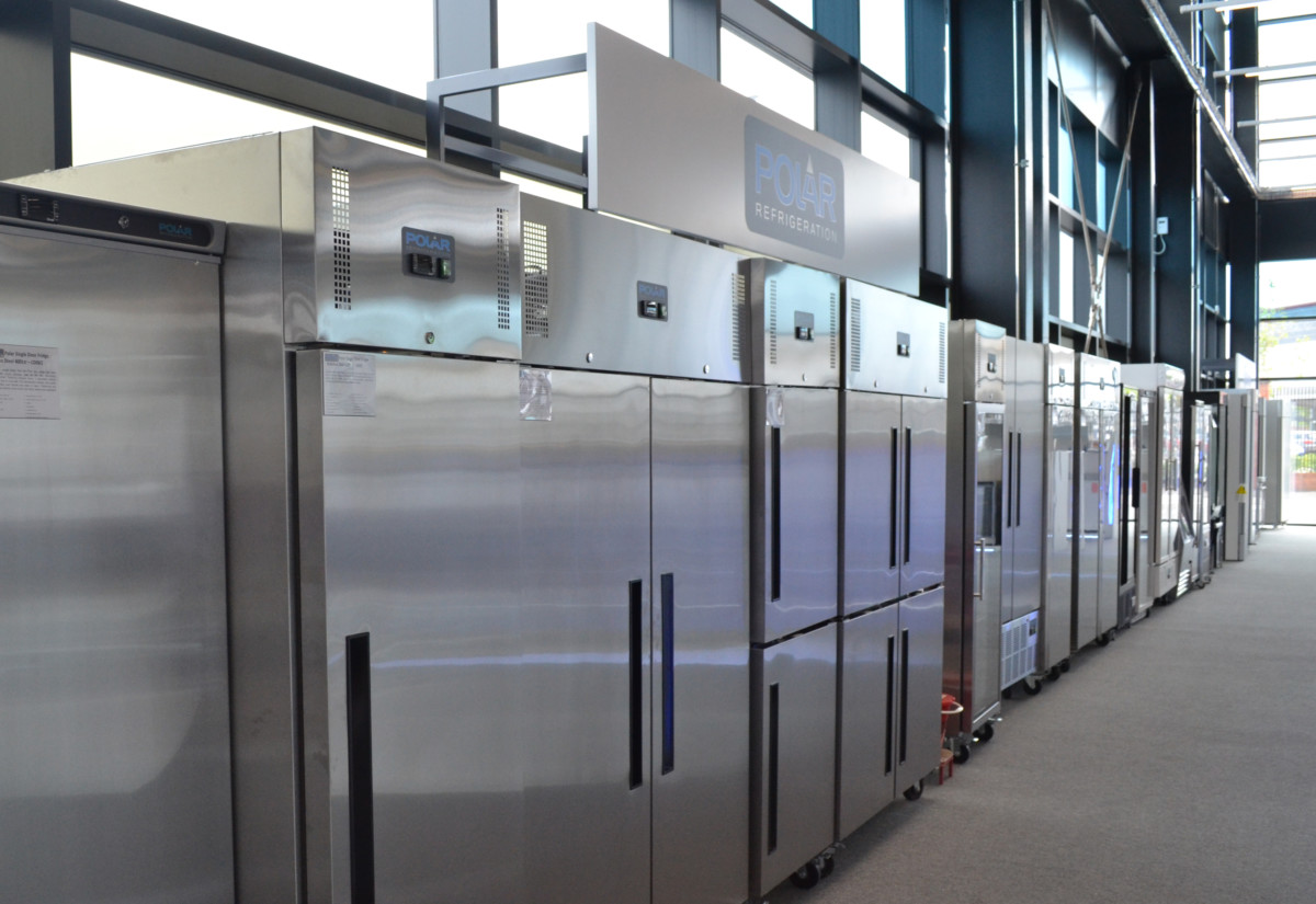 Polar Refrigeration at the NCEC