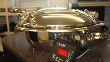 CookTek induction distributed by MCS Technical Products