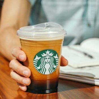 Starbucks strawless lid