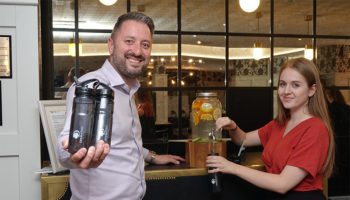 The Yorkshire Bar and Grill LightStay initiative