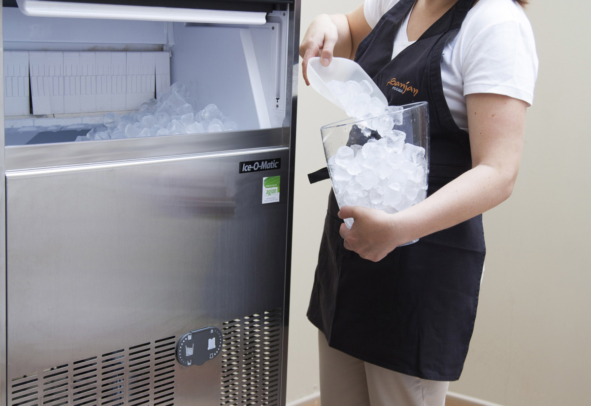 Ice-O-Matic ice machine