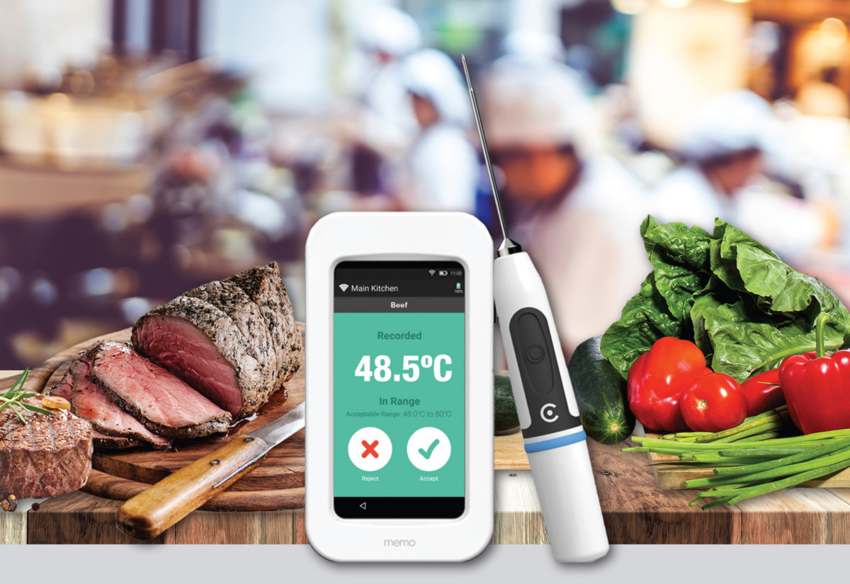 Checkit digital food safety and operations management solution