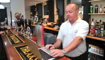 Star Pubs Shield Safety system
