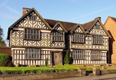Churche's Mansion, Nantwich, Cheshire