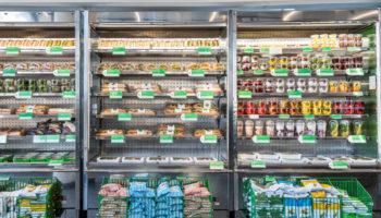 Veggie Pret refrigeration