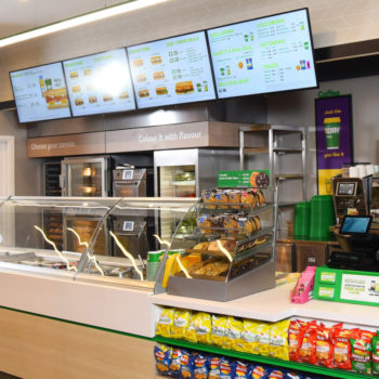 Subway Wigan