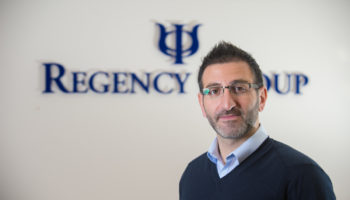 Alex Demetriou, managing director
