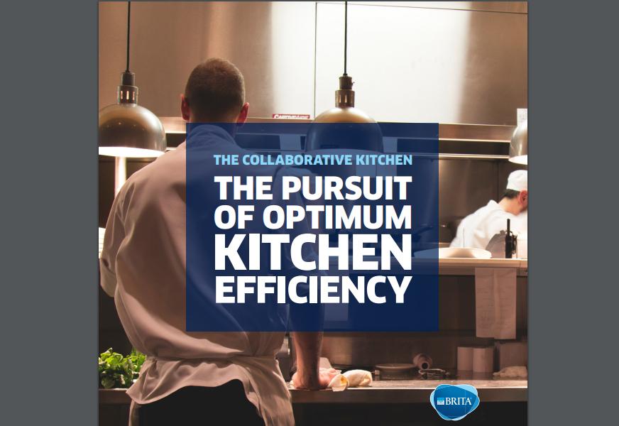 Brita The Collaborative Kitchen report