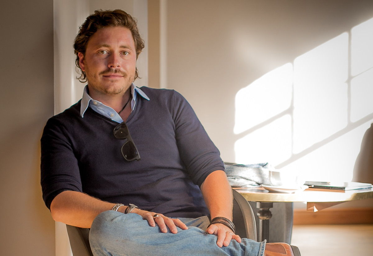 Andy Lennox, founder 2