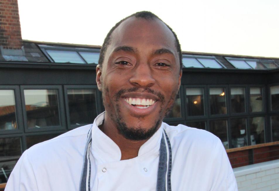 Nigel James, executive chef, Battersea Arts Centre