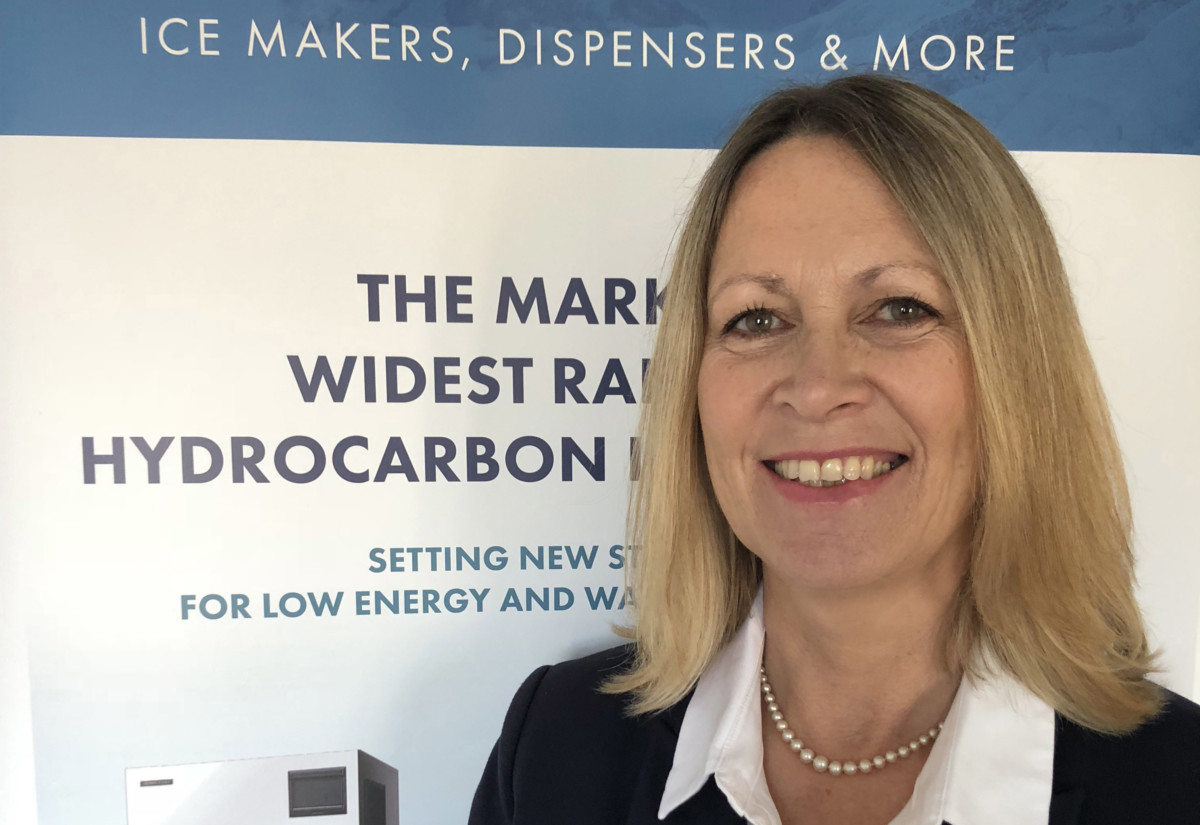 Rosalind Scourfield, national sales manager