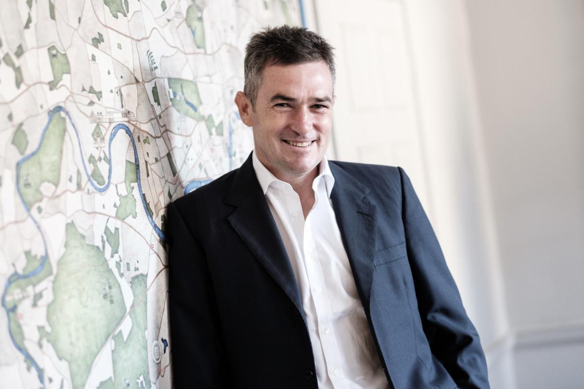Simon Emeny, Chief Executive