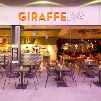 Giraffe Stop