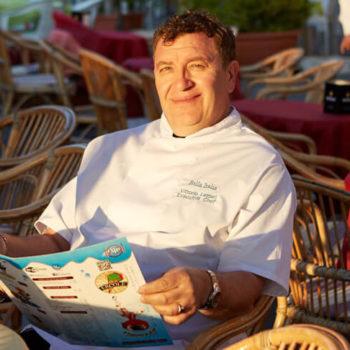 Vittorio Lettieri, executive chef