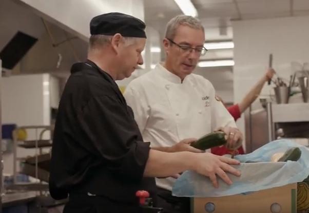 David Mulcahy, food innovation director
